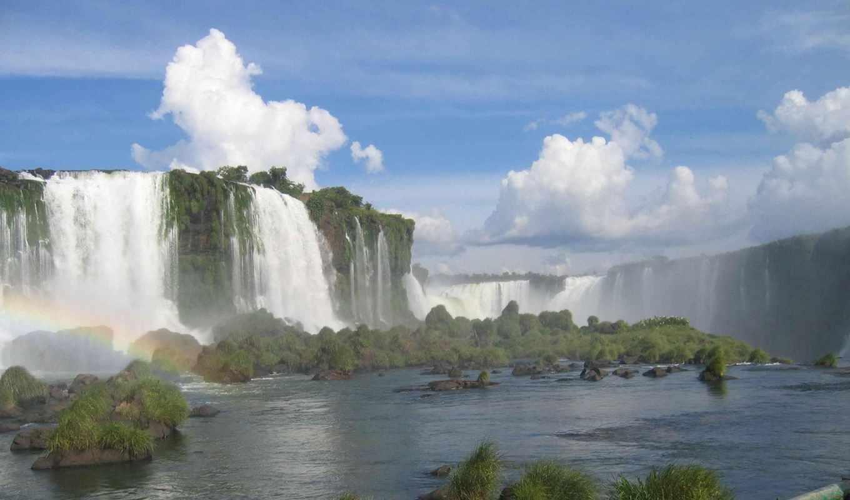 водопад, falls, china, huangguoshu,