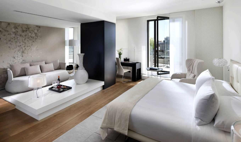 спальни, design, интерьер, спальня, белая, интерьера, стиль, яркий, светлая, яркие, белой,