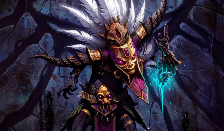 diablo, колдун, max, картинка, волхвование, iii,