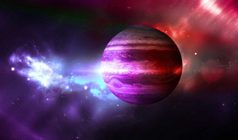 jupiter, bg, космическим, уклоном, монитора, картинок, космоса, fullscreen, sign, просторы, standard, widescreen, подборке,