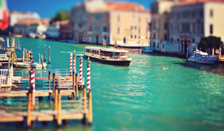 venice, венеция, italy, water, канал, дома, июня,