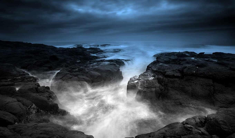 mystical, landscape