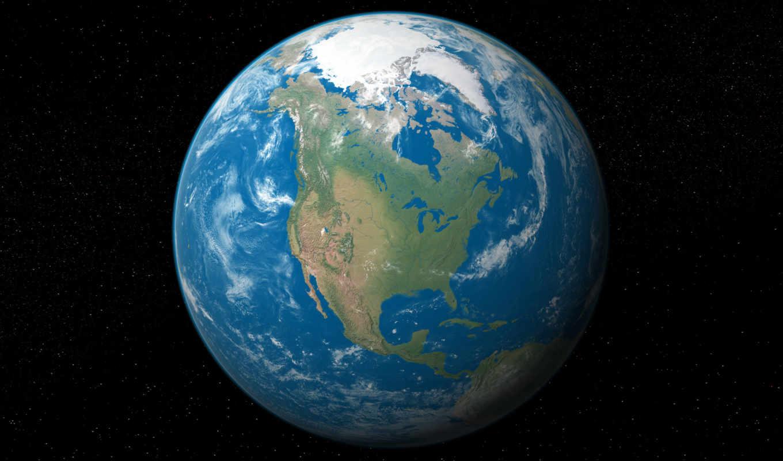 земля, планета, космос, вселенная, воздух, атмосфера, звезды, вид, пейзажи, картинку, картинка, масахито,