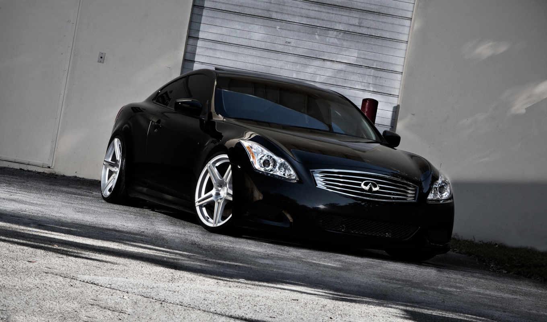 infiniti, авто, машина, гараж, черная, cars, картинка, black, картинку, правой, save, выберите, мыши, ней, кнопкой, скачивания,