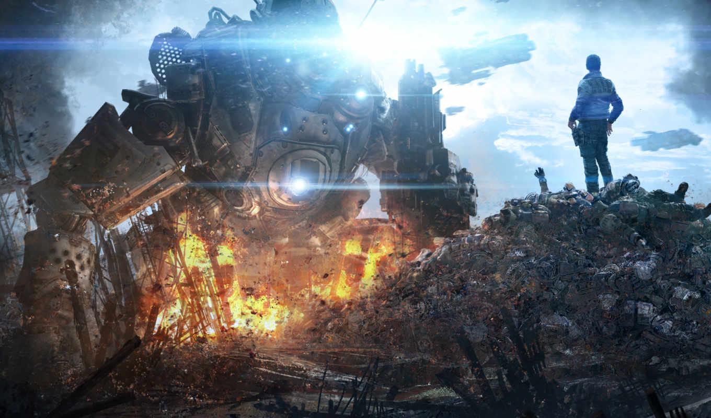 titanfall, electronic, arts,