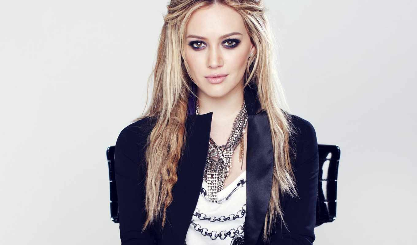 more, волосы, see, she, браун, hilary, duff,
