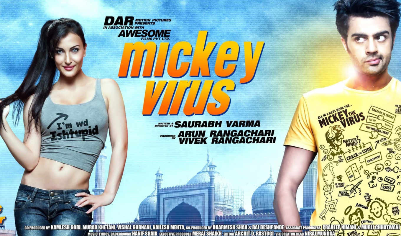 virus, mickey, movie, bollywood,