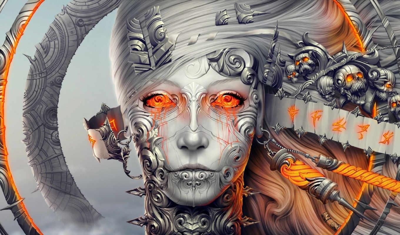 alexander, art, fedosov, digital, illustration, pi