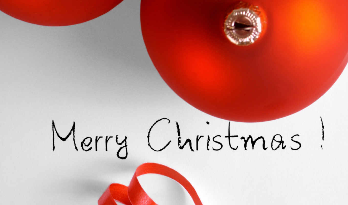 christmas, merry, ball, free, desktop, red, holiday,
