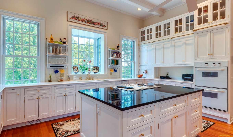 окно, интерьер, design, kitchen,