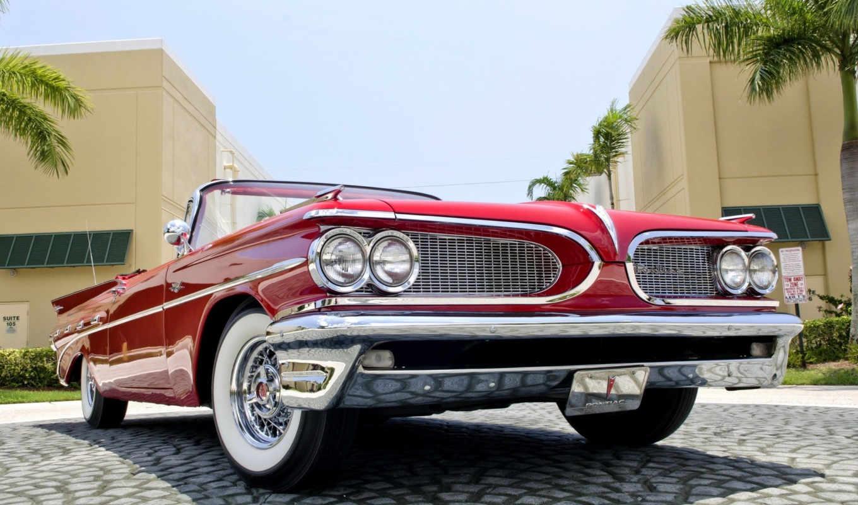pontiac, cabriolet, catalina, bmw, машины, кабриолет, car, заставки, качество, высокое,