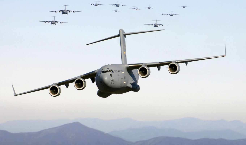 usa, военно, транспорт, самолеты, самолетов, ввс,