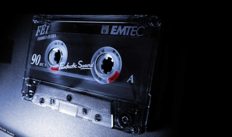кассета, музыка, EMTEC