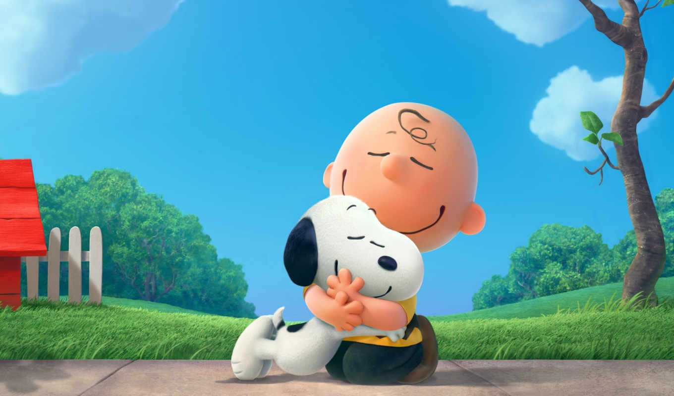 peanuts, snoopy, сниматься, dei, friends, movie, браун, charlie, ди,