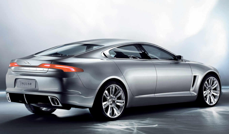 xf, jaguar, concept, не, концепт, front, обои, авт