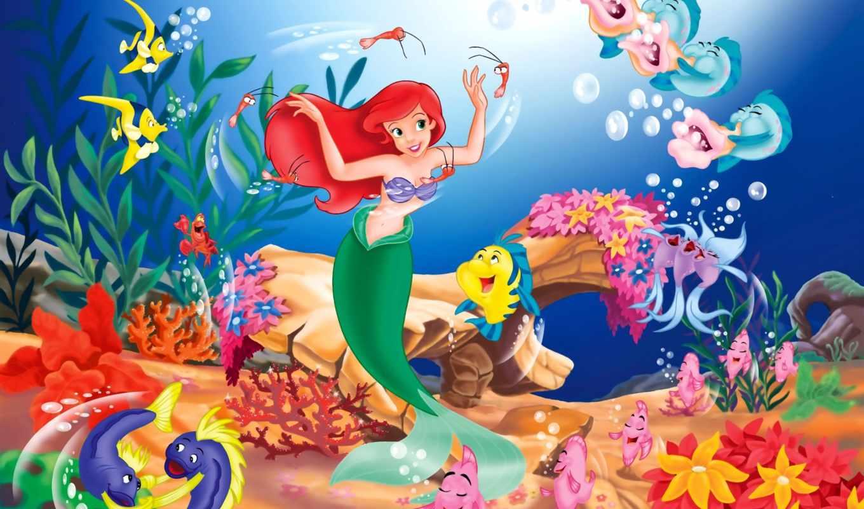 disney, русалка, диснея, desenhos, фильмы, cartoon, portugues, animados,