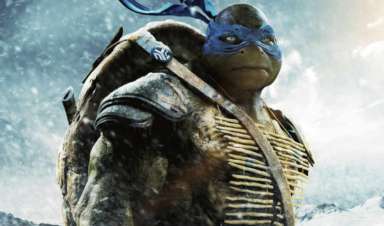 ninja, черепашки, сниматься, turtles, плакат, фильма, teenage, mutant,