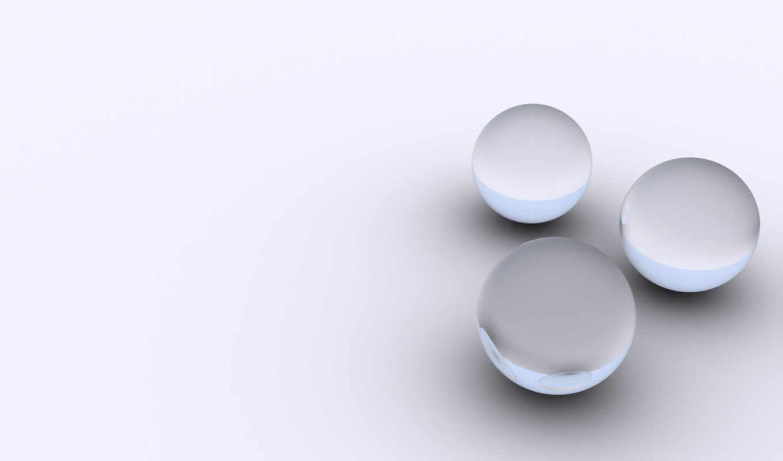 круги, шары, серый,