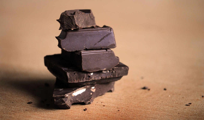 макро, шоколад, сладости, разное, картинка, dark, горизонтали, имеет, вертикали, бесплатные,