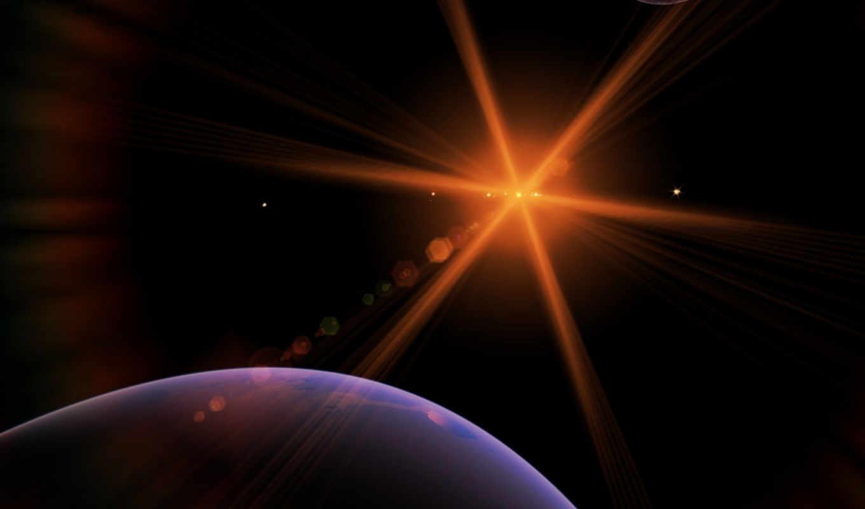 ,солнце,лучи,земля, планета,