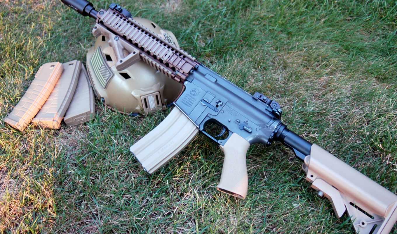 винтовка, assault, black, photos, пистолет,