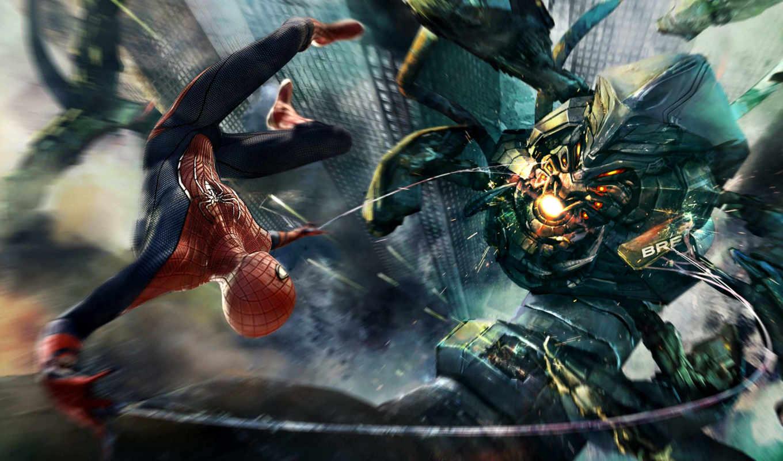 паук, мужчина, new, сниматься, online, game, amazing, игры,