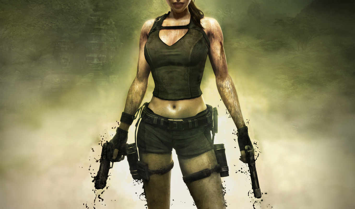 tomb, raider, underworld, игры,