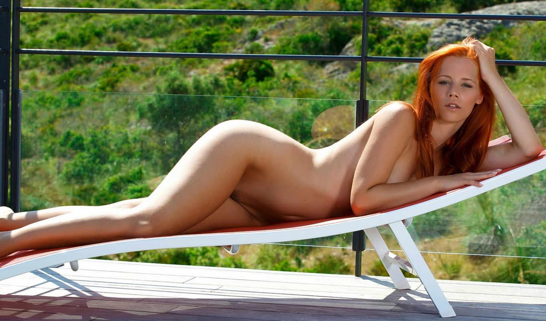 piper, fawn, ariel, голые, redhead, shape, legs, lying, ass, bending, waist, эротические