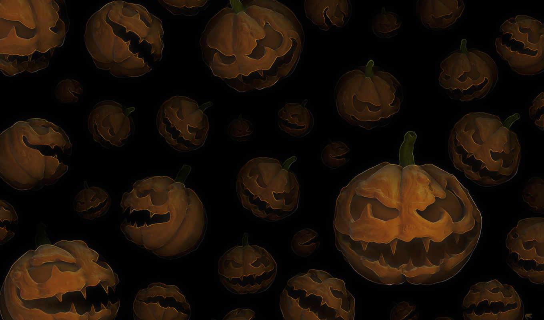 halloween, desktop, тыквы, pumpkins, background,