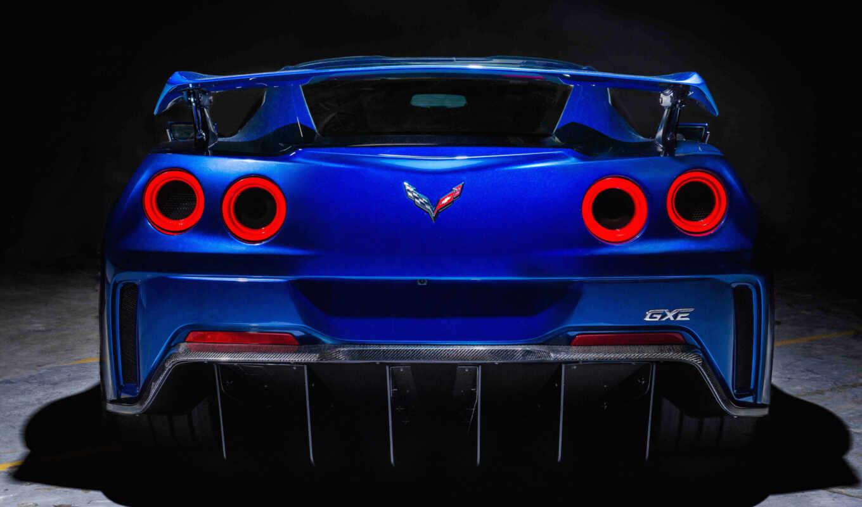 суперкар, corvette, car, gxe, electric, daily, driver, genovation, chevrolet, день