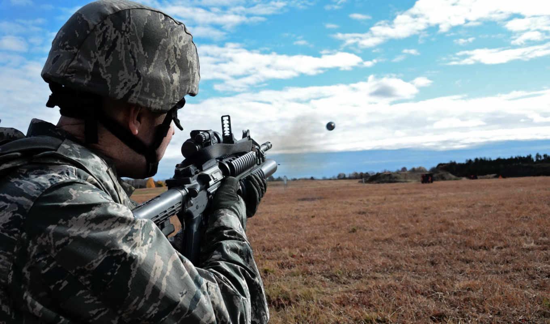 air, national, гвардия, сила, grenade, launcher,