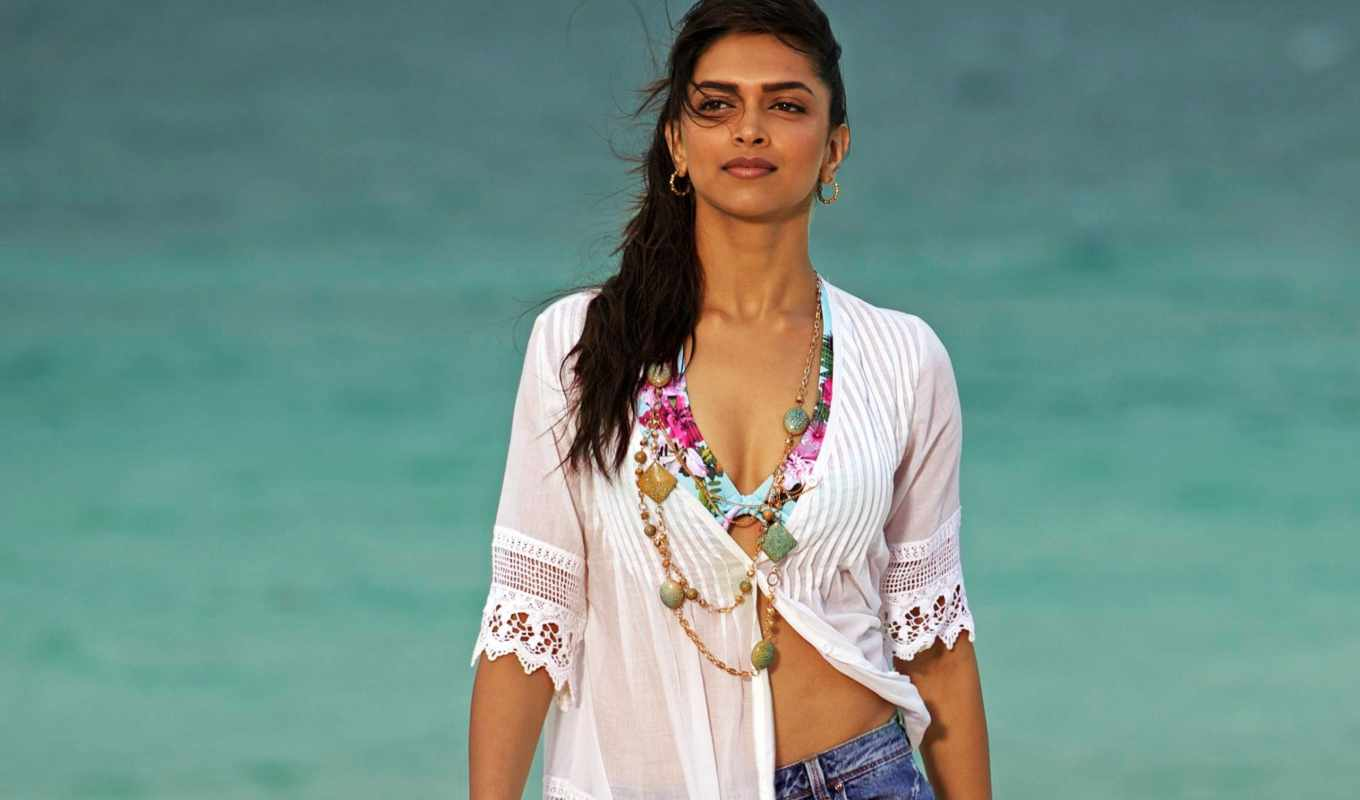 актриса, deepika, bollywood, пляж, padukone, photos, indian, south,