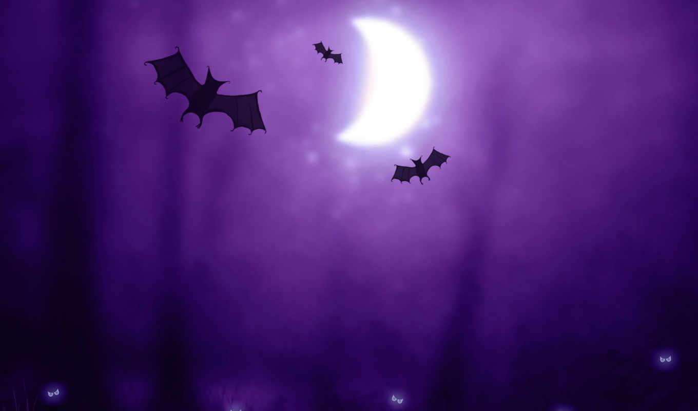 halloween, луна, летучие, телефон, мыши, witch, nokia, lumia,