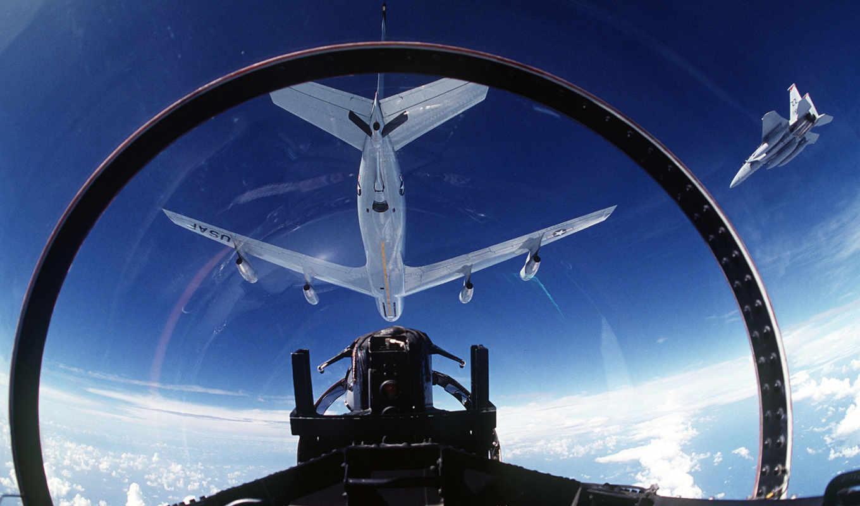 дозаправка, полет, истребитель, aircraft, refueling, cockpit, geldiği, ağza, yüreklerin, рисунки, картинка,