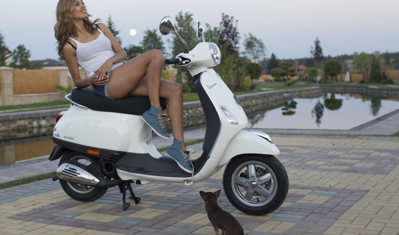 bikes, girls,