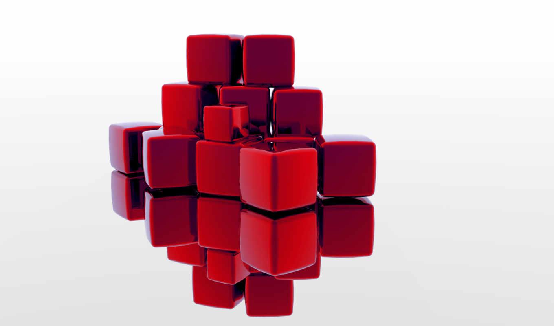 blocks, red, desktop, mac, download,