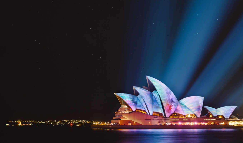 sydney, opus, house, австралия