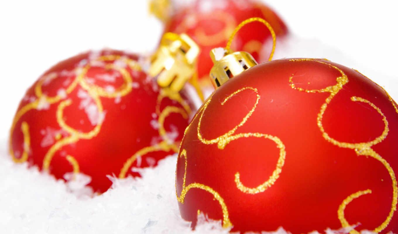 новогодние, шарики, фото, декабря, новый, автор, г