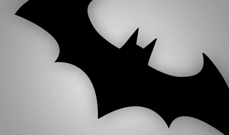 бэтмен, знак, серый, мышь, черный, эмблема, batmen,