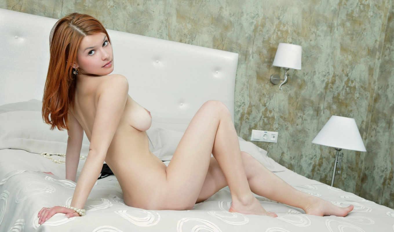 violla, голая, девушка, foto, модель, красавица, кровать,