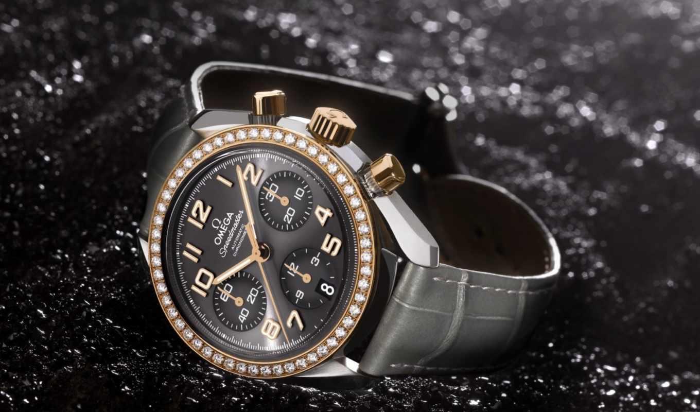 omega, девушки, часы, watch, loading, скорость, speedmaster, изображение, stil, кожа, золото, amazing, купить,