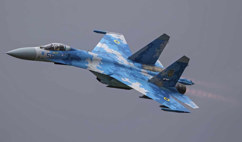 су, sukhoi, su 27, air, сила, истребитель, самолёт,
