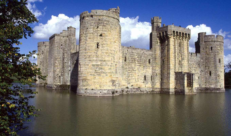 castle, build, bodiam, moat, столица, защитить, twitter, восток, business