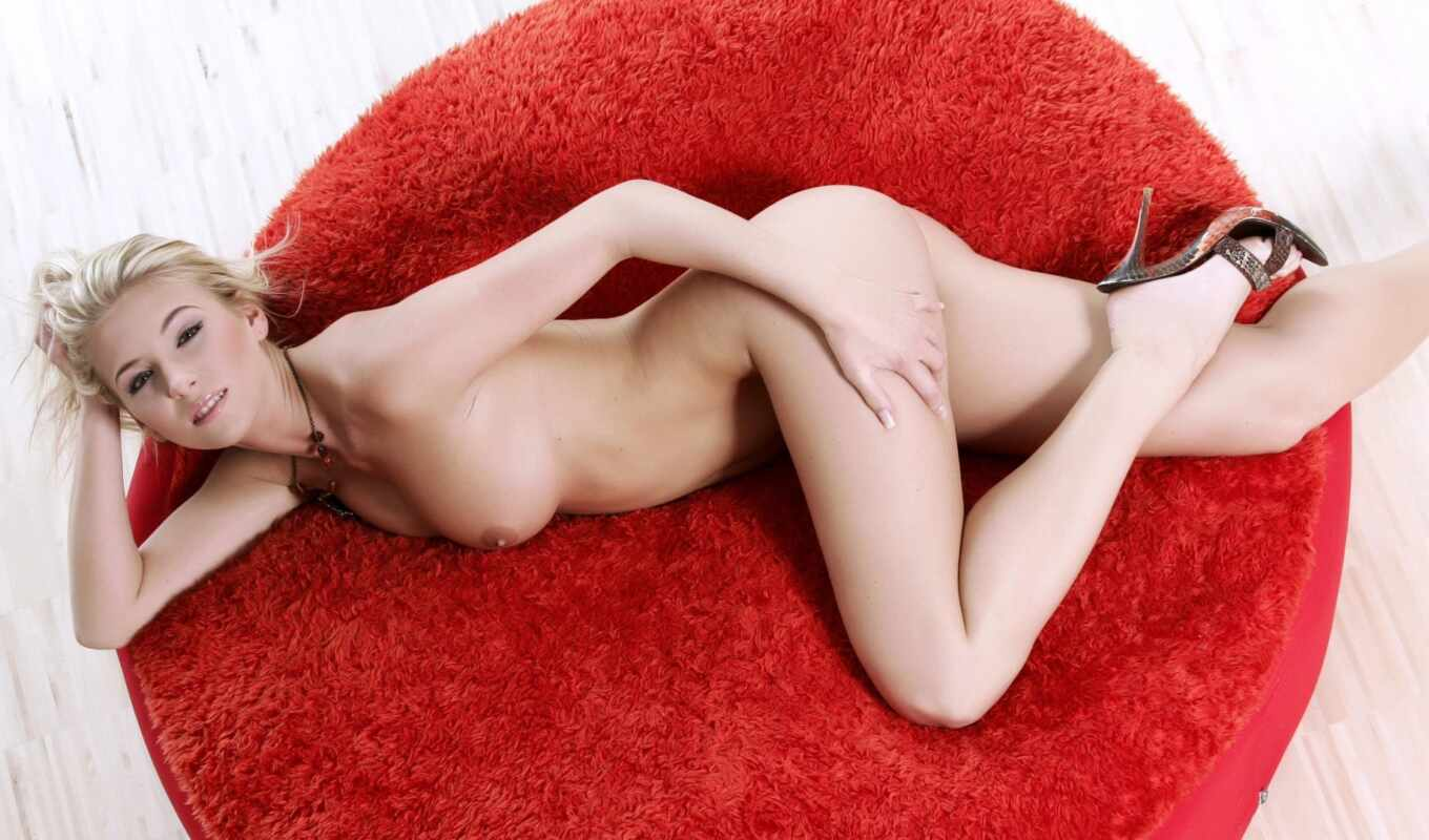 nude, blonde, girl, sofa, red, with, girls, japan, resolution, sexy,