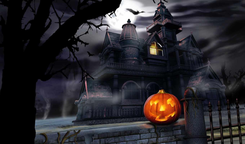 halloween, free, desktop,