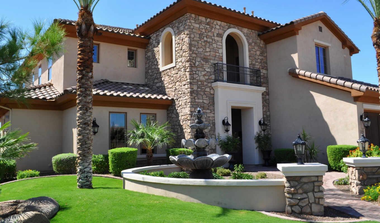 home, arizona, new, construction