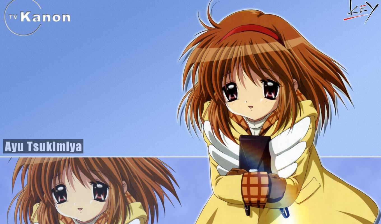 anime, kanon, ключ, company, animes,