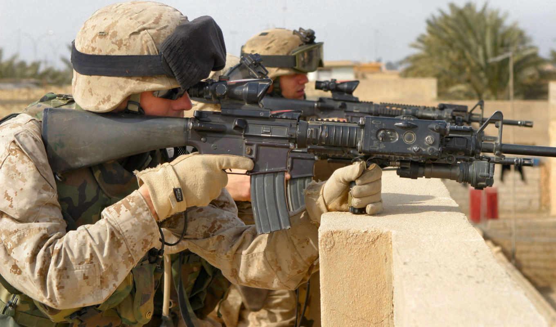 армия, оружие, военные,