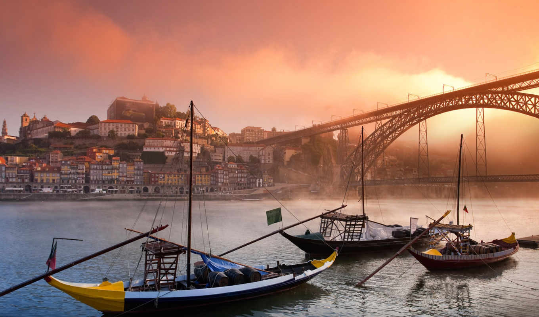 dom, португалия, португалии, ribeira, мост,