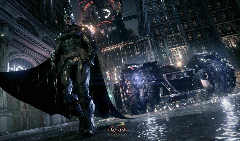 arkham, batman, knight, марта,